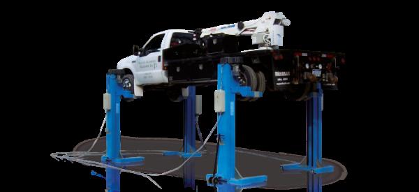 Ravaglioli mobile column lifts Electromechanical