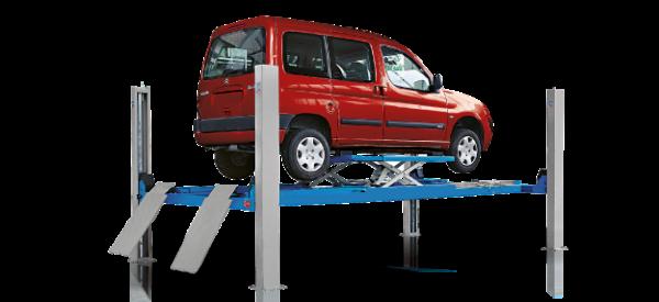 RAV 4 Post Lift Range