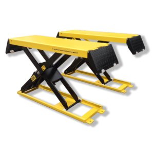 Dunlop DTSL3 Surface Mounted Mid Rise Scissor Lift