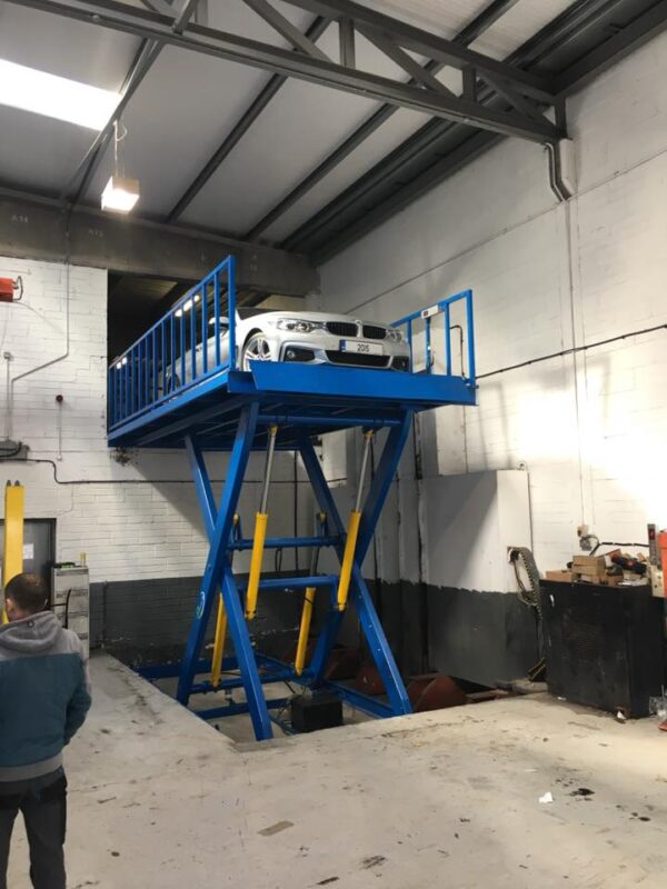 Vehicle Elevators & Parking Systems