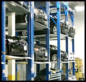 Parking lifts - Vehicle Elevators
