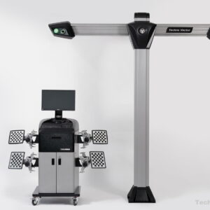 Techno Vector Wheel Alignment - 3D & Touchless