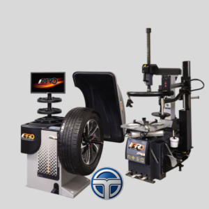 Techno Vector tyre changers & wheel balancers